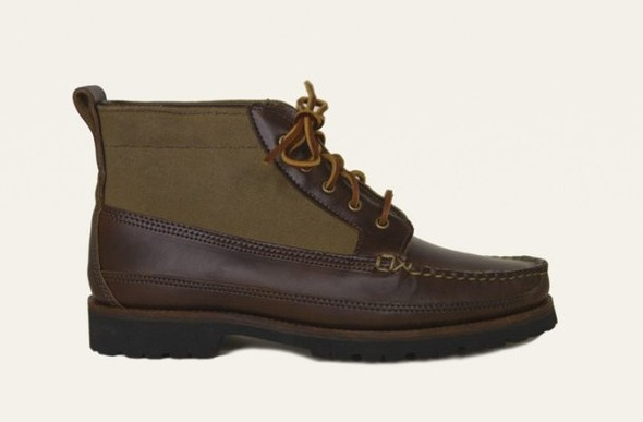 Весенняя коллекция обуви марки Oak Street Bootmakers. Изображение № 7.