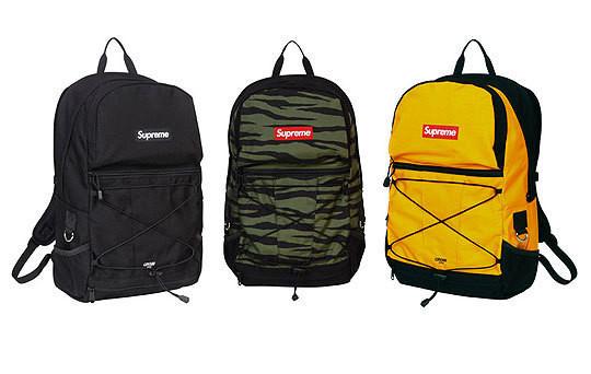 Уличная одежда Supreme: весенне-летний лукбук, кепки, рюкзаки и аксессуары. Изображение № 37.