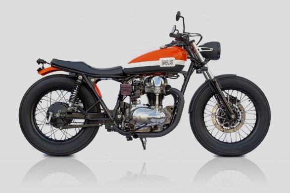 Мотоцикл Kawasaki W650 мастерской Deus Ex Machina. Изображение № 7.