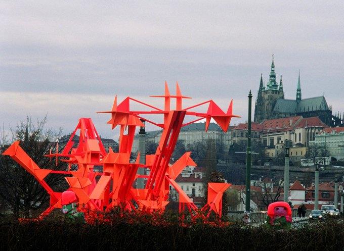 Почему в Москве нет спонтанного стрит-арта: Мнения художников и других экспертов. Изображение № 6.