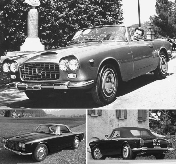 Гид по достижениям Lancia: 8 фантастических машин, опередивших свое время. Изображение № 3.
