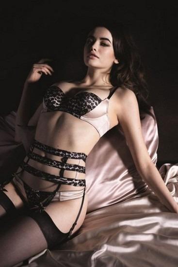 Австралийская модель Сара Стивенс снялась в рекламе марки Myla. Изображение № 9.
