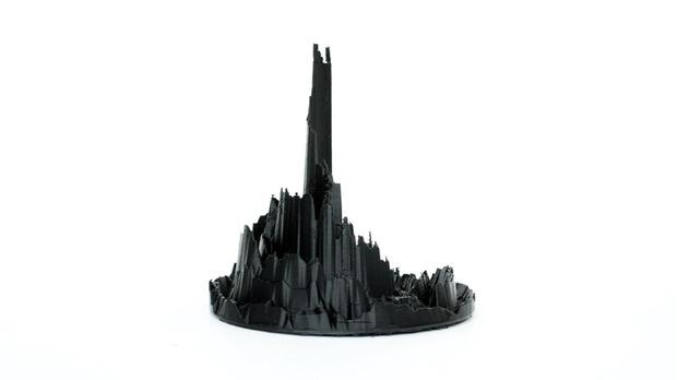 Дизайнеры отпечатали 3D-макеты альбомов Portishead, Ника Дрейка и Einsturzende Neubauten. Изображение № 7.