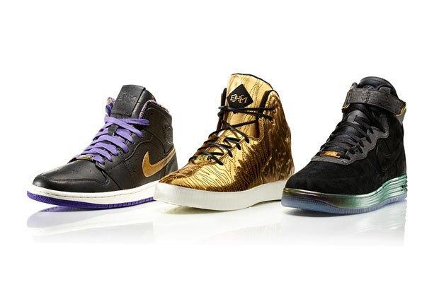 Марка Nike представила новую коллекцию кроссовок Black History Month . Изображение № 2.