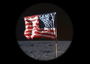 Космический мусор: Ботинки, фотоаппарат Hasselblad и другие предметы, найденные NASA на Луне. Изображение № 6.