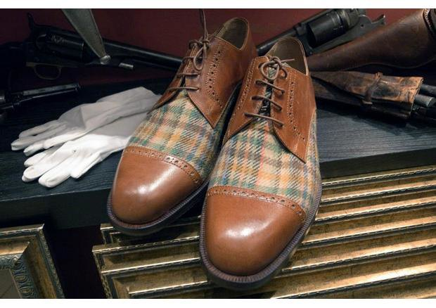 Московская марка «Мастерская 55» выпустила осеннюю коллекцию обуви. Изображение № 8.
