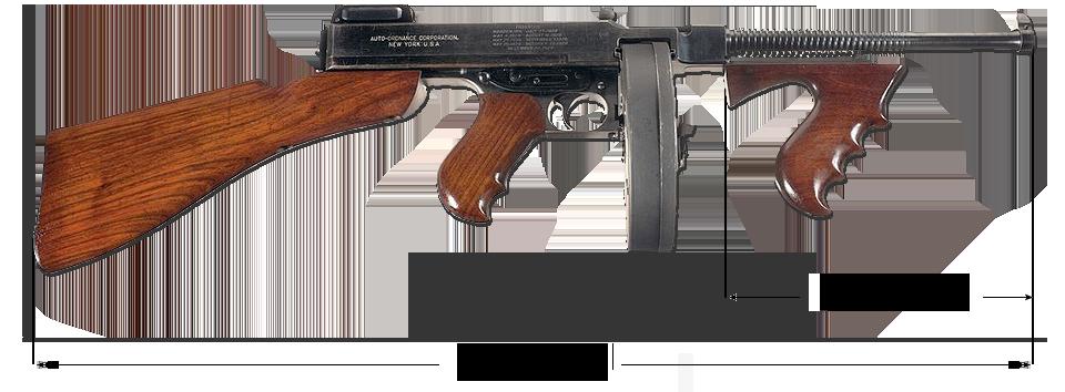 Царь-пушка: История Томми-гана, любимого оружия гангстеров. Изображение № 6.