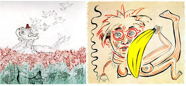«Боюсь, что однажды проснусь и не смогу рисовать»: Последнее интервью граффити-легенды Кита Харинга. Изображение № 3.