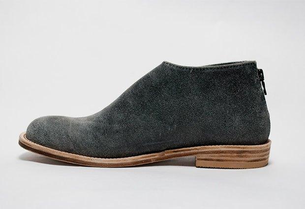 Новая марка: Кожаная обувь Ali Saulidi. Изображение № 6.