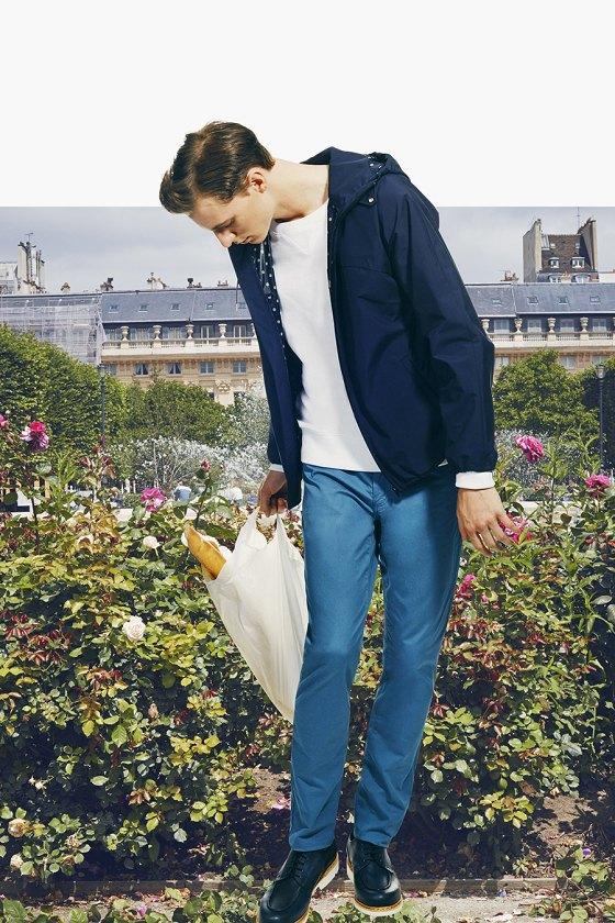Французская марка Kitsuné опубликовала лукбук новой коллекции. Изображение № 10.