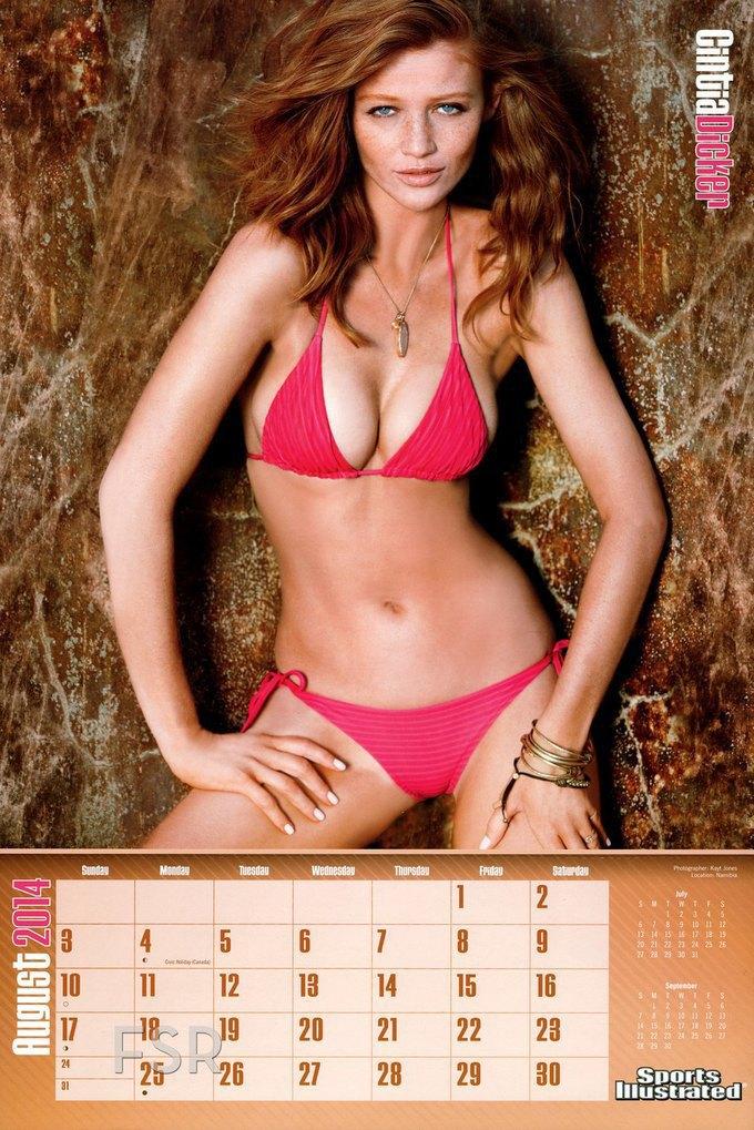 7 эротических календарей на 2014 год. Изображение № 31.