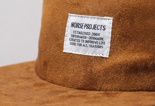 Новая коллекция кепок марки Norse Projects. Изображение № 5.