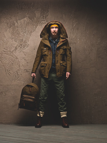 Российская марка Grunge John Orchestra. Explosion представила превью новой коллекции. Изображение № 3.