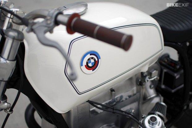 Мастерская Boyle Custom Moto представила новый каферейсер на базе BMW R100/7. Изображение № 2.