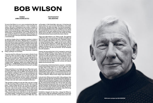 Третий номер футбольного журнала The Green Soccer Journal. Изображение № 2.