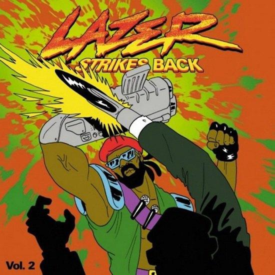 Major Lazer выпустили еще один бесплатный микстейп «Lazer Strikes Back Vol. 2». Изображение № 1.