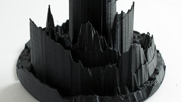 Дизайнеры отпечатали 3D-макеты альбомов Portishead, Ника Дрейка и Einsturzende Neubauten. Изображение № 6.