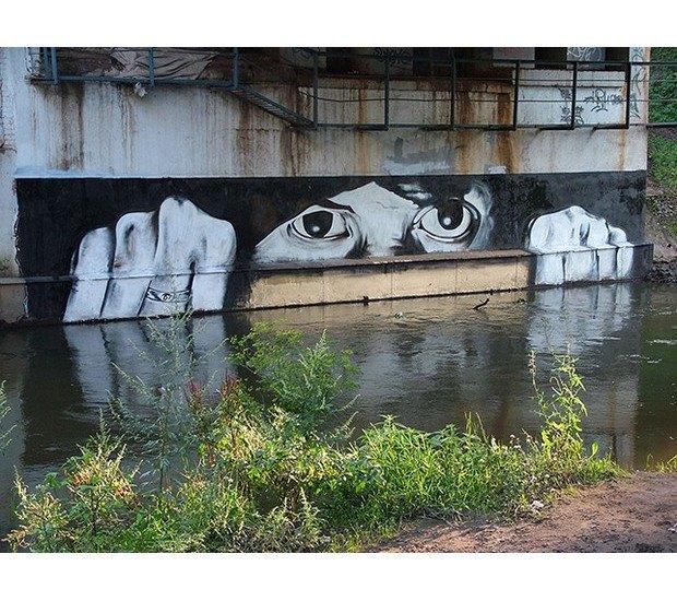 Умер уличный художник Паша 183. Изображение № 13.