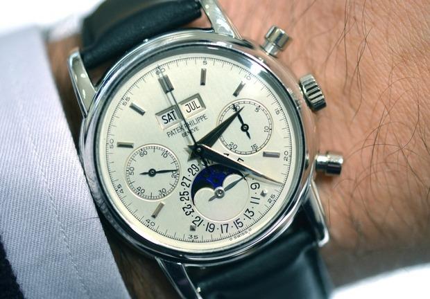 Платиновые часы Эрика Клэптона. Изображение № 2.