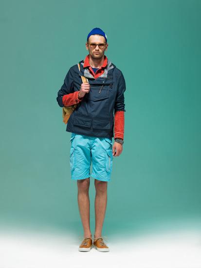Марка Grunge John Orchestra. Explosion опубликовала лукбук новой коллекции одежды . Изображение № 21.