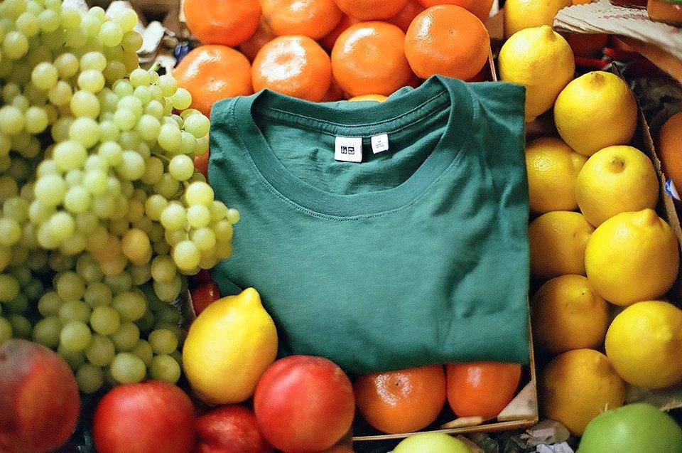 Самый сок: Ревизия цветных футболок. Изображение № 4.