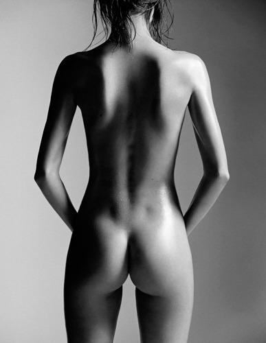 Модель Миранда Керр снялась у фотографа Лорен Дармон. Изображение № 6.
