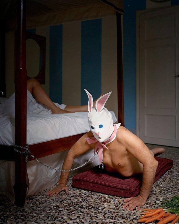 Фотопроект: Сексуальность людей с ограниченными возможностями. Изображение № 13.