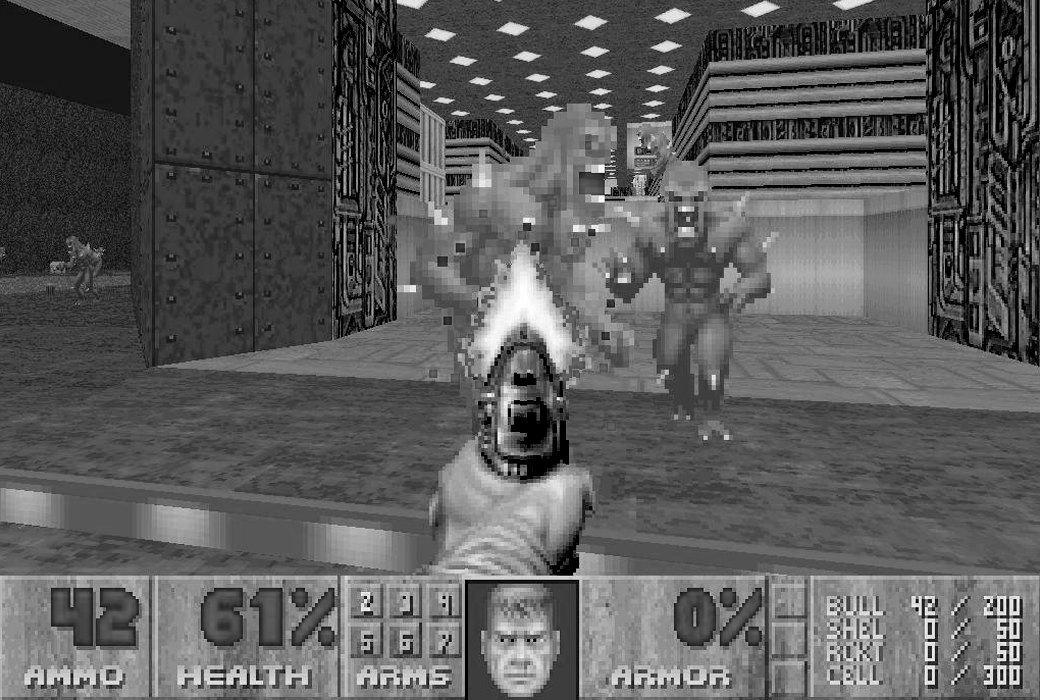 Doom: Как появился шутер, изменивший всю индустрию игр . Изображение № 1.