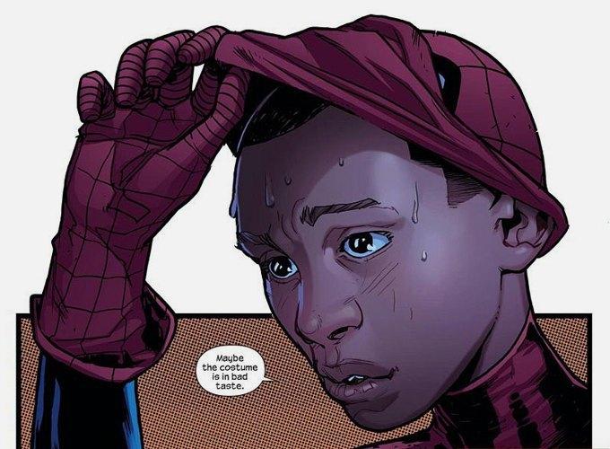 Как издатели меняли пол, цвет кожи и ориентацию супергероев. Изображение № 6.