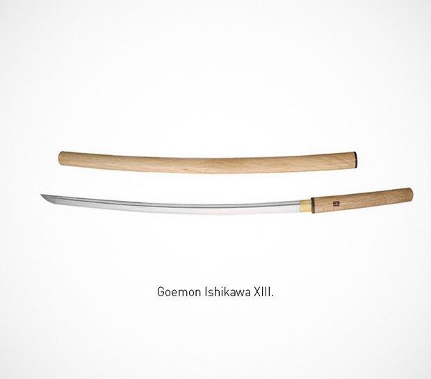 Итальянский дизайнер представил коллекцию ножей знаменитых персонажей. Изображение № 8.