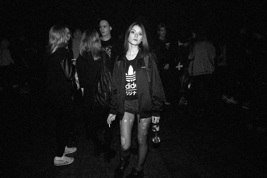 Вич-инфицированные: Как российская молодёжь выдумала новую мрачную субкультуру. Изображение № 2.
