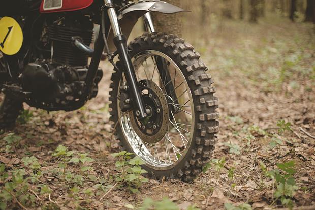 Репортаж со съемок тест-драйва мотоцикла Kawarna. Изображение № 21.
