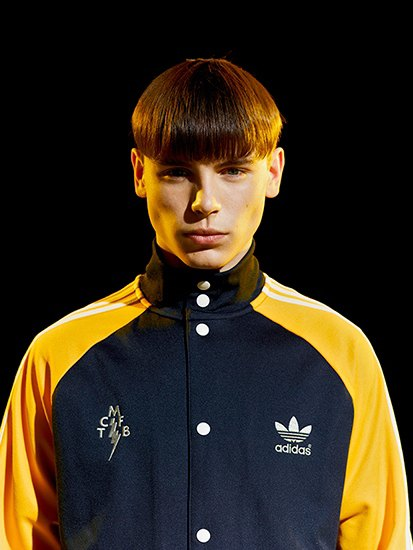 Марка Adidas Originals и дизайнер Казуки Кураиши запустили новую линейку одежды. Изображение № 12.