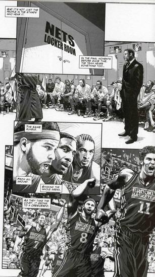 Marvel представили первого в истории супергероя-баскетболиста. Изображение № 4.