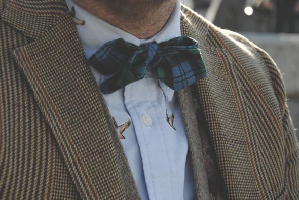 Детали: Репортаж с выставки мужской одежды Pitti Uomo. День первый. Изображение № 72.