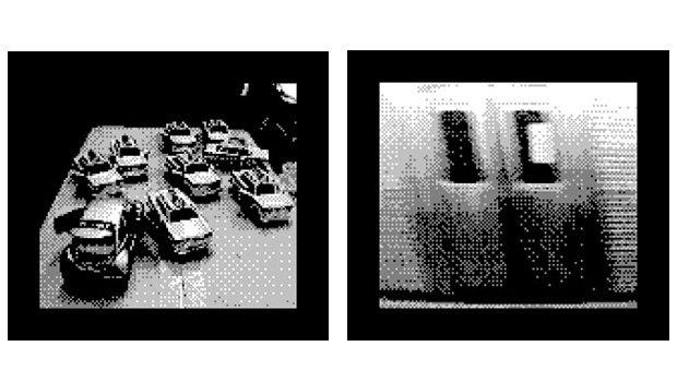 Фотограф Дэвид Фридман опубликовал снимки Нью-Йорка, сделанные на Game Boy Camera. Изображение № 1.