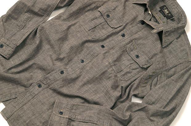 Гид по рабочей одежде Ральфа Лорена —линейке RRL. Изображение № 17.