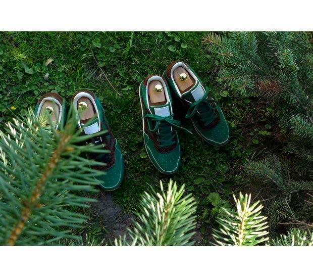 Марка AFOUR и магазин Zefear представили совместную коллекцию кроссовок. Изображение № 8.