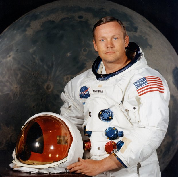 Скафандр Нила Армстронга был сшит на фабрике по производству лифчиков. Изображение № 1.
