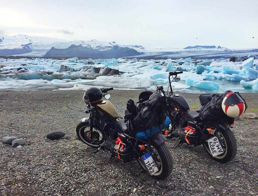 Как мы проехали всю Европу на мотоциклах, чтобы посёрфить у берегов Исландии. Изображение № 11.