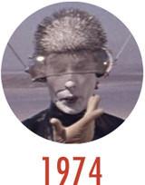 Эволюция инопланетян: 60 портретов пришельцев в кино от «Путешествия на Луну» до «Прометея». Изображение № 32.