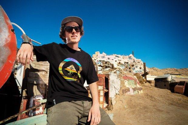 Марка LRG выпустила лукбук летней коллекции одежды, снятый в калифорнийской пустыне. Изображение № 4.