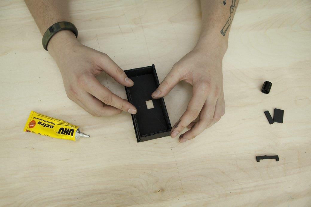 Как собрать пинхол — самодельную фотокамеру. Изображение № 6.