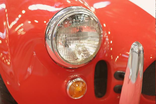 Машина времени: 8 лучших ретроавтомобилей с выставки «Олдтаймер». Изображение № 36.