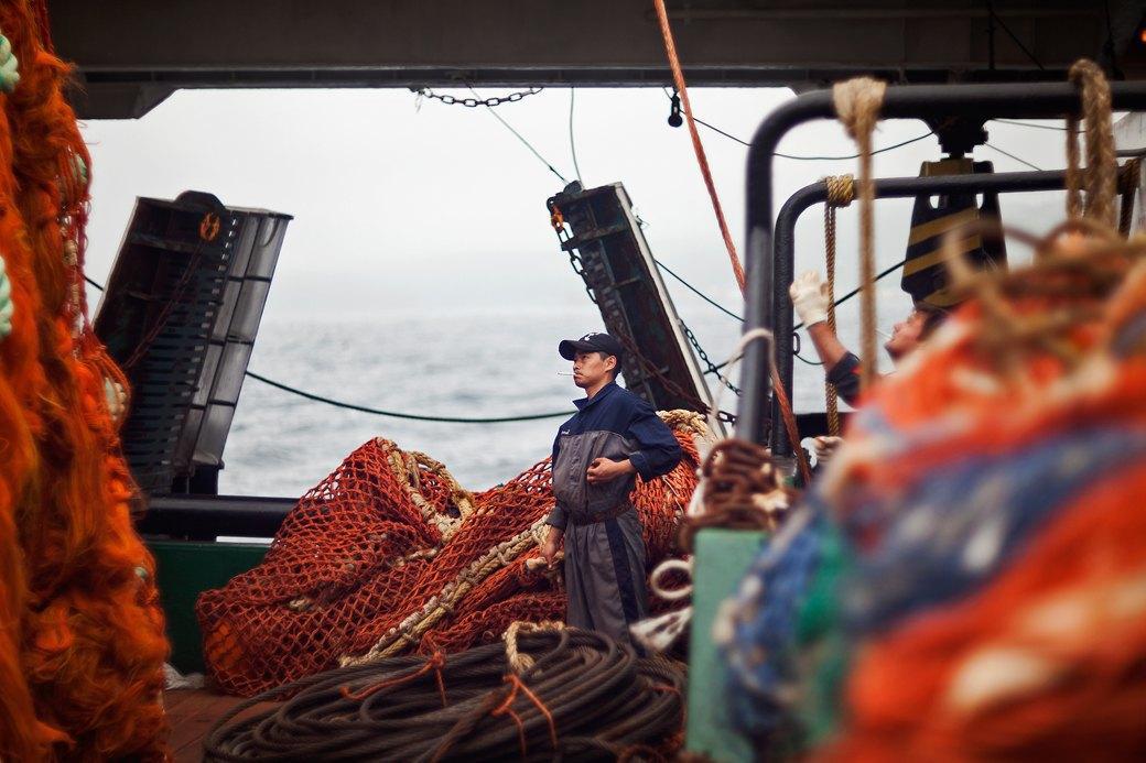 Как я бросил всё ради работы на морском судне. Изображение № 29.