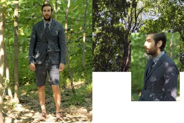 Лукбук новой коллекции марки Engineered Garments. Изображение № 3.