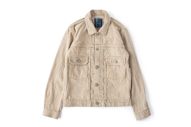 Японская марка Visvim представила новую коллекцию одежды F.I.L. Indigo Camping Trailer. Изображение № 4.