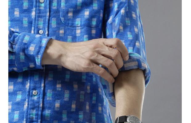 Американская марка Gitman Bros. выпустила линейку рубашек к будущей осени. Изображение № 1.
