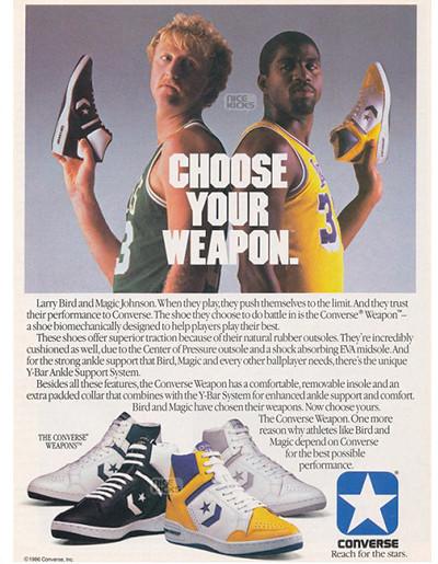 Эволюция баскетбольных кроссовок: От тряпичных кедов Converse до технологичных современных сникеров. Изображение № 71.