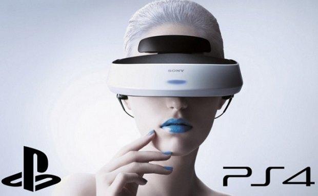 Компания Sony выпустит шлем виртуальной реальности для PS4. Изображение № 1.